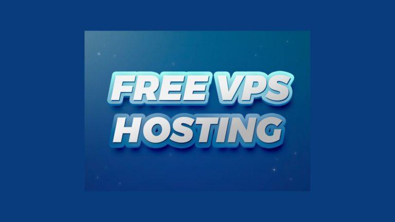 Free VPS WordPress Oracle Cloud